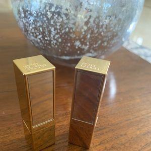 Estée Lauder lipsticks